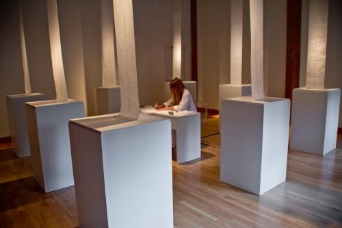 Lisa Radon at White Box/Courtesy of White Box