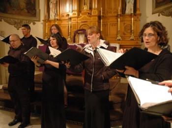 Portland Vocal Consort sings Northwest music Saturday.