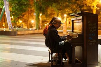 PianoPush!Play returns to the Portland Art Museum Friday.