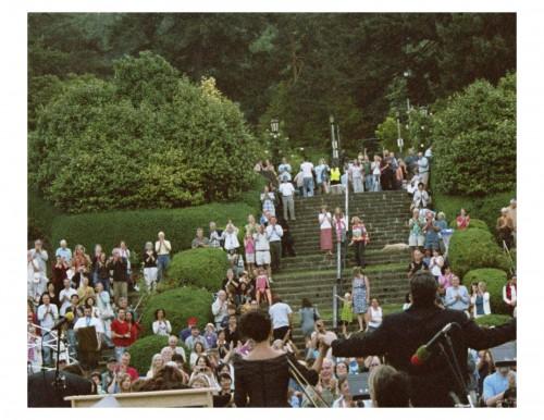 Portland SummerFest brings opera and more to Washington Park. Photo: Tasha Miller.