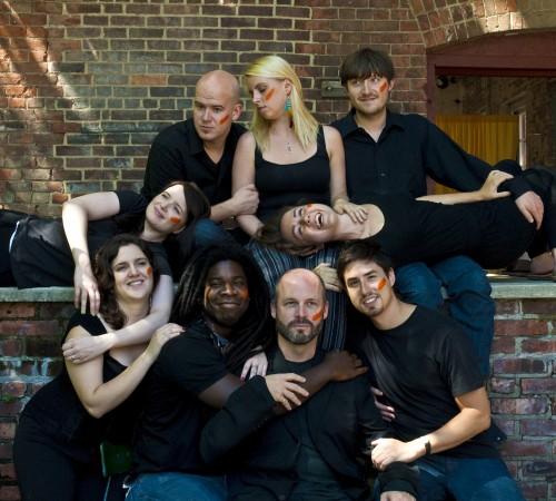 Roomful of Teeth performed at Lewis & Clark College on Saturday.