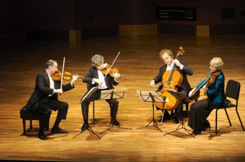 Takács Quartet performs Monday and Tuesday night at Portland State University. Photo: Patrick Ryan