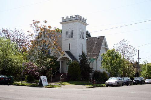 The home of Portland Playhouse