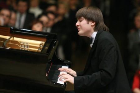 Daniil Trifonov.