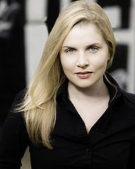 Choreographer Rachel Winchester.