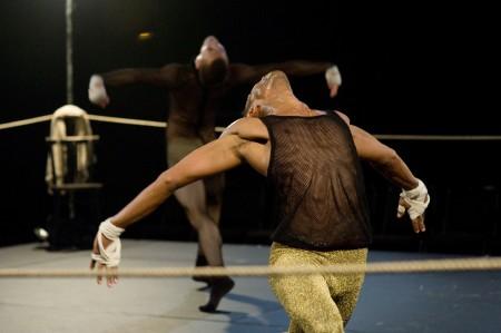 "The dancers in the ring of ""Rocco""/ Laurent Ziegler"