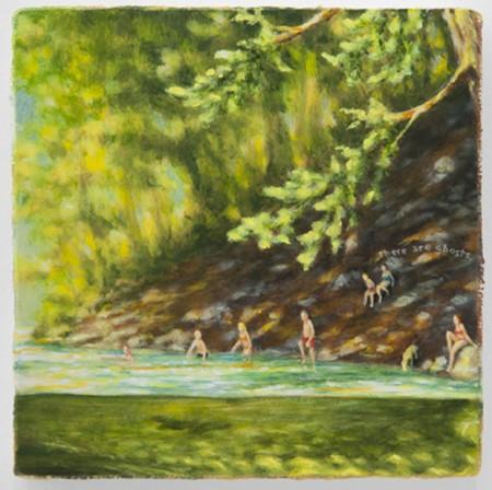 River Bank in Summer/Fourteen30 Contemporary