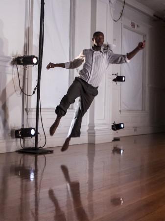 Kyle Marshall in 'Soundboard' at Dance+/Jim  Lykins
