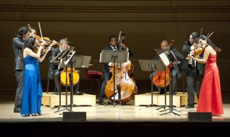 The Sphinx Virtuosi perform Saturday at Portland State University.