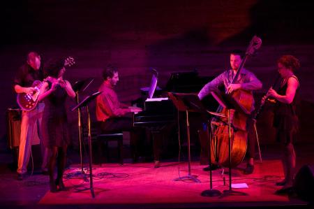 New York's NOW Ensemble performs Monday at Portland's Alberta Rose Theatre.