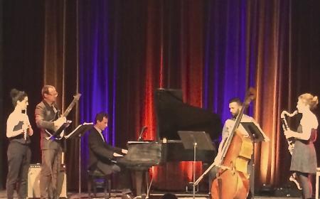 NOW Ensemble performed at Alberta Rose Theatre.