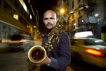 Miguel Zenon. Photo: Jimmy Katz