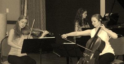 Northwest Piano Trio performs this Saturday at Portland State University.