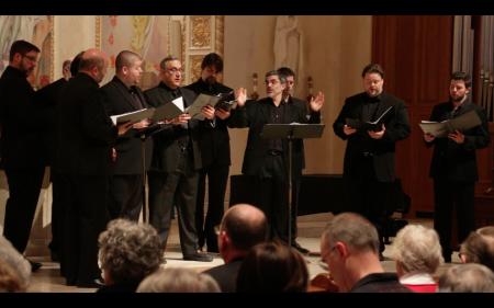 Cappella Romana performs at Portland's Trinity Cathedral Saturday.