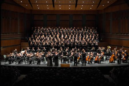 The Oregon Bach Festival concludes July 12.