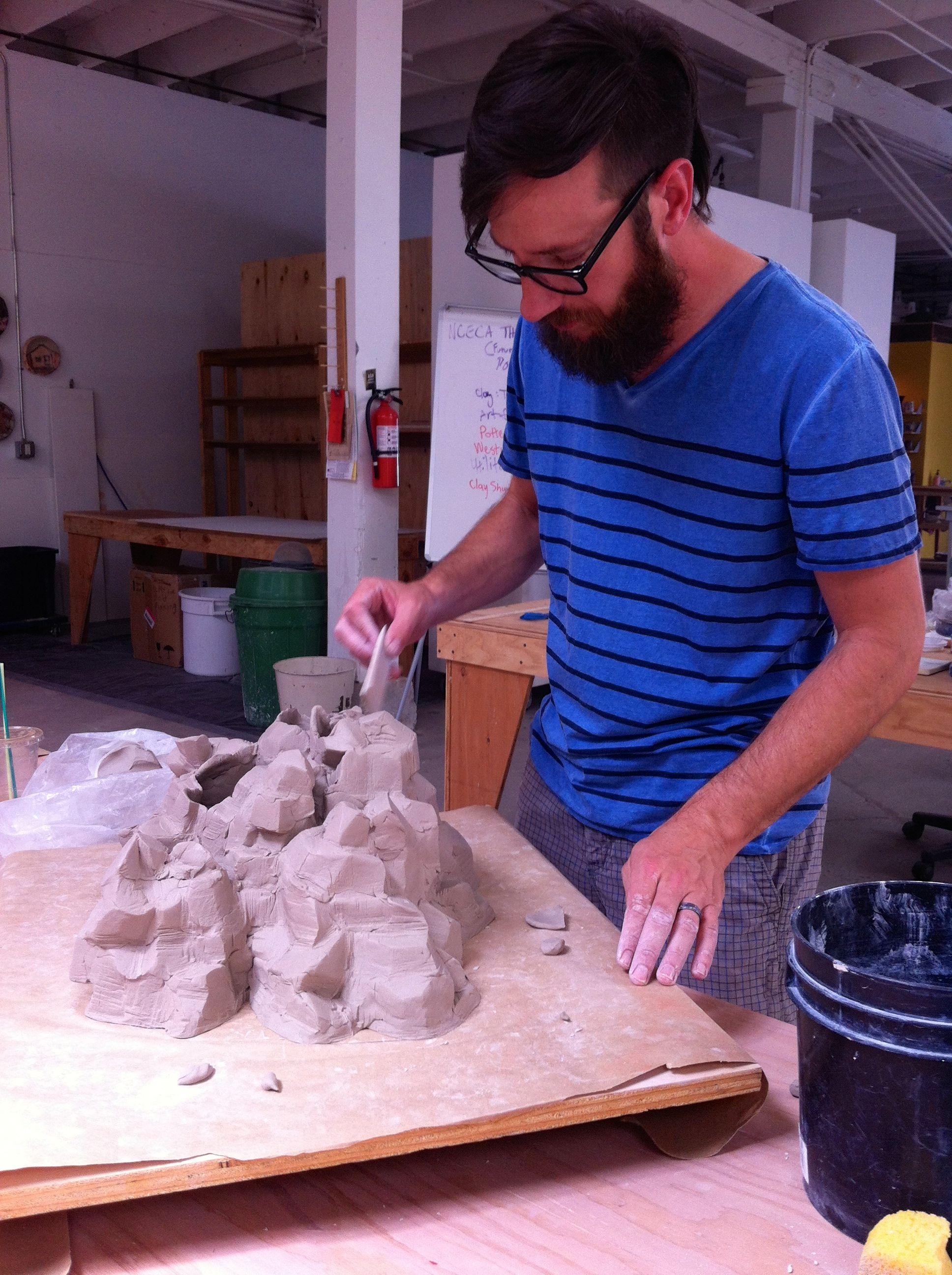Ash Street Spreads The Ceramic Knowledge Oregon Artswatch