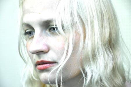 Julia Oldham Portrait. Image Sabina Poole.