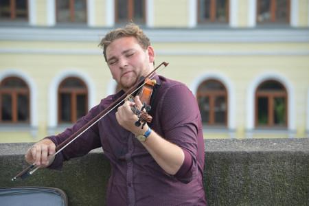 prague fiddler