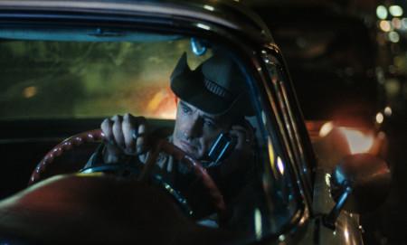 "Dennis Hopper in ""The American Friend."""