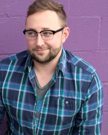 Playwright Steve Yokey. Photo: Steve Yokey