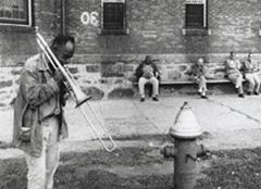 "A scene from ""Titicut Follies."" © 1967 Bridgewater Film Company, Inc. Photo provided courtesy of Zipporah Films."