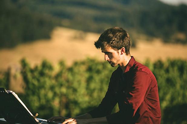 Musician, composer, educator Torrey Newhart.
