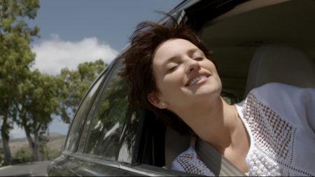 "Penelope Cruz re-enacts a key scene from ""The Dark Knight"" in the earnest melodrama ""Ma Ma."""
