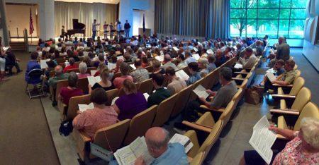 Portland Symphonic Choir leads its annual Summer Sings again.