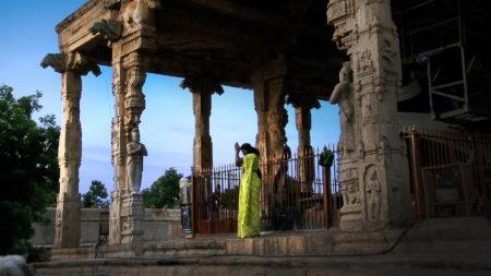 "A scene from ""Gurukulam."""