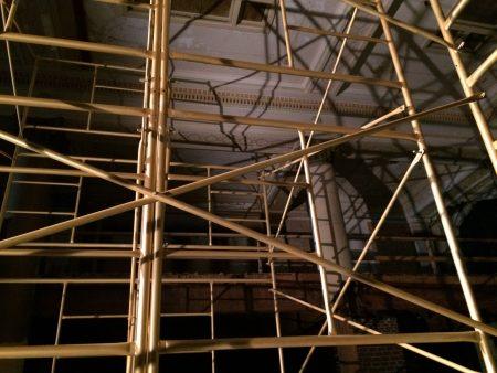 Avantika Bawa, installation, Astor Hotel, Astoria, Oregon/Jennifer Rabin