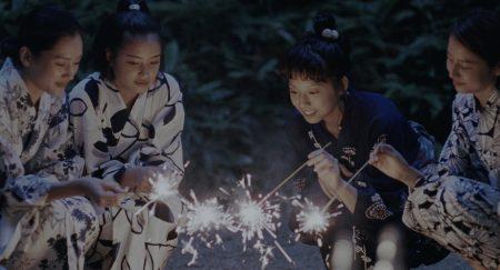 "Left to right: Haruka Ayase as Sachi Koda, Suzu Hirose as Suzu Asano, Kaho as Chika Koda and Masami Nagasawa as Yoshino Koda in ""Our LIttle Sister"" © 2015 Akimi Yoshida, SHOGAKUKAN, FUJI TELEVISION NETWORK INC., SHOGAKUKAN INC., Courtesy of Sony Pictures Classics"