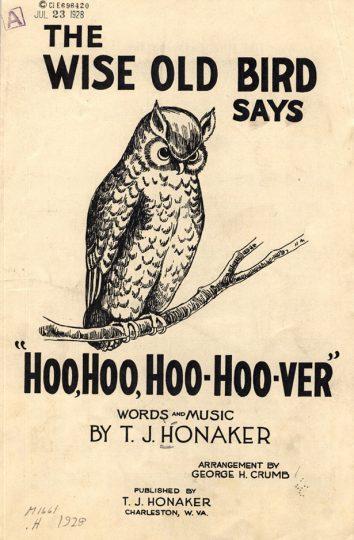 hoo-hoo-hoover
