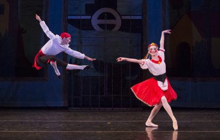 The Portland Ballet,Dress rehearsal