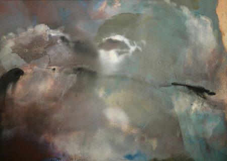 Painting detail - Chris Mullins