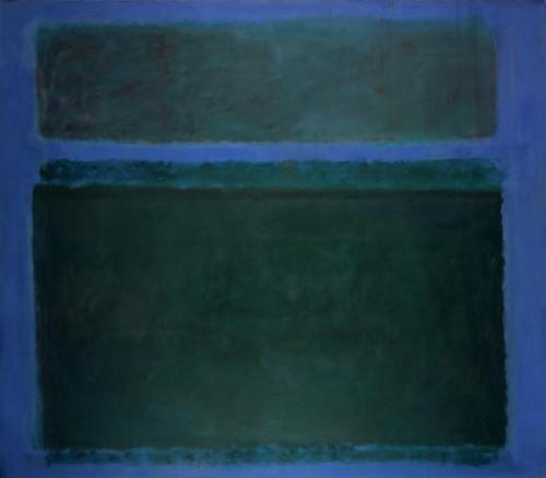 """Mark Rothko, """"Untitled"""", 1957/Courtesy Portland Art Museum"""