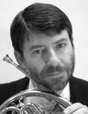 Oregon Symphony principal French horn player John Cox