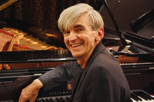 Paul Roberts gives a lecture-recital and master classes in Portland this weekend.