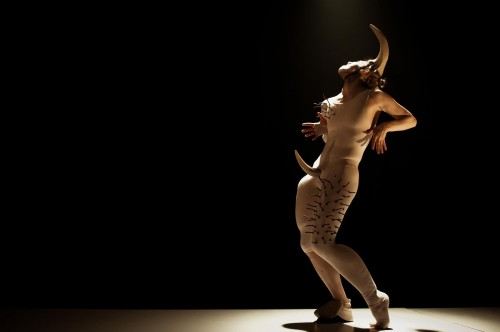 Montreal's Compagnie Marie Chouinard performs The Rite of Spring Thursday-Saturday at Portland State University