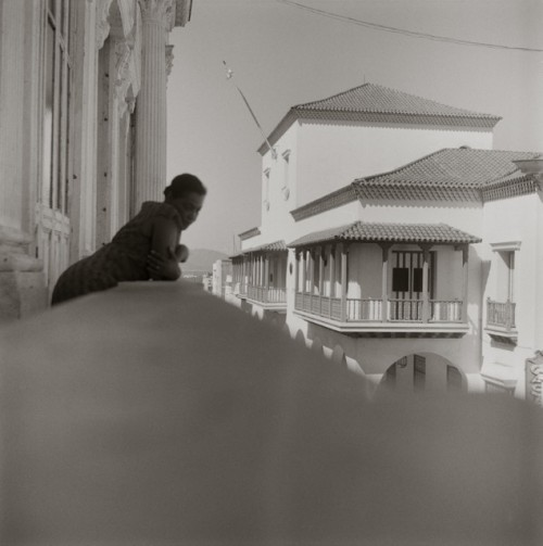 """Carrie Mae Weems, """"Listening of the Sounds of Revolution""""/Portland Art Museum"""
