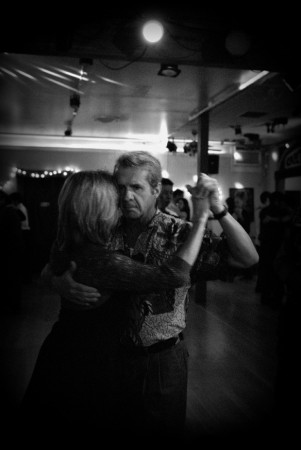 At its most rudimentary, tango is a dance between two people, and a shared experience.