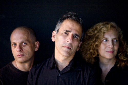 Two of these three composers will have music on Third Angle's program this weekend. Photo: Peter Serling