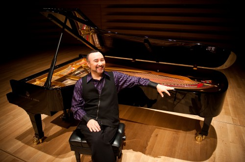 Friends of Chamber Music brings John Kimura Parker to Portland for three concerts next week.