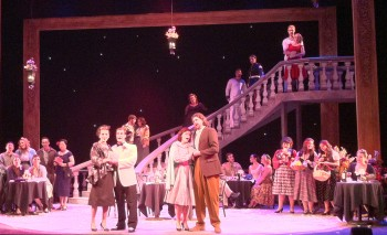 "PSU's ""La Rondine"" closes this weekend at Lincoln Hall."