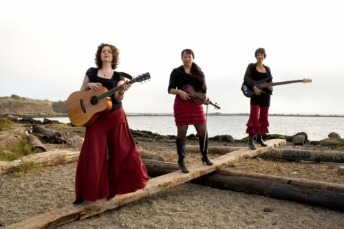 True Life Trio sings in Portland and Corvallis.
