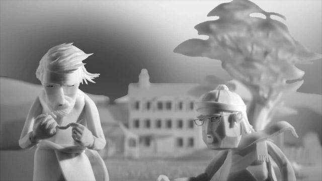 This BAFTA-winning, thought-provoking short is a flagship of the 2013 NW Animation Festival's great curation.