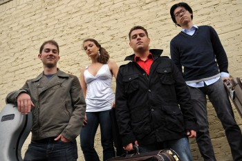 The Dover Quartet comes to CMNW next week.