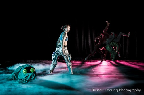 "Echo Theatre Co. begins life with ""Tess on an Alien Planet""/  Photography of Russell J Young"