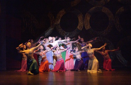 """Spaight's """"Scheherazade"""" spins its tales again at Eugene Ballet. Jon Christopher Meyers Photography"""
