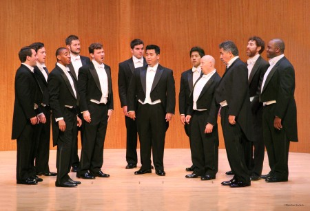 Friends of Chamber Music brings back Chanticleer.
