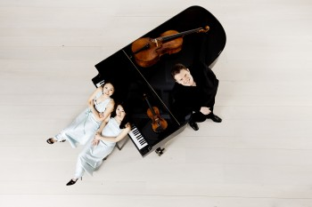 Trio con Brio-Copenhagen performs at Portland State University Monday and Tuesday. Photo by Soeren Svendsen